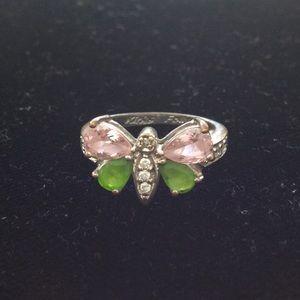 Kirks Folly Butterfly Ring